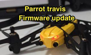 ParrotのミニドローンTravisをUS...